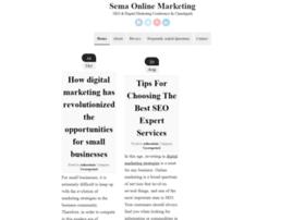semaonlinemarketingconference.com