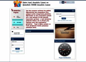 semdinli.edupage.org