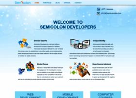 semicolondev.com