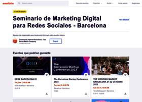 seminariosocialmedia.eventbrite.es