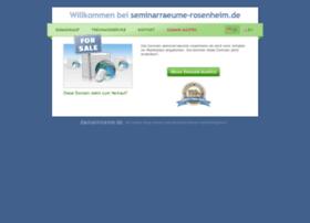 seminarraeume-rosenheim.de