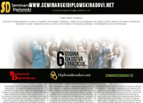 seminarskidiplomskiradovi.net