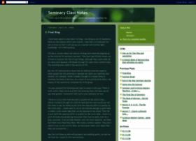 seminaryclassnotes.blogspot.com