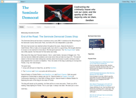 seminoledemocrats.blogspot.com