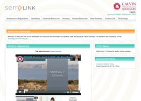 semlink.calvinseminary.edu
