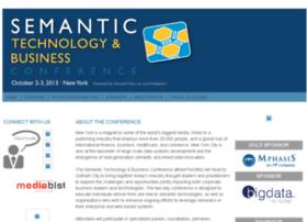 semtechbiznyc2013.semanticweb.com
