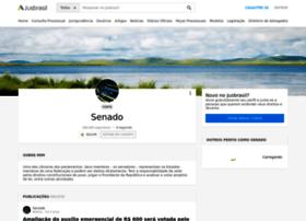 senado.jusbrasil.com.br