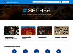 Senasa.gov.ar