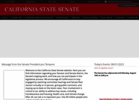 senate.ca.gov