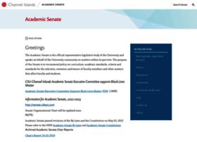 senate.csuci.edu