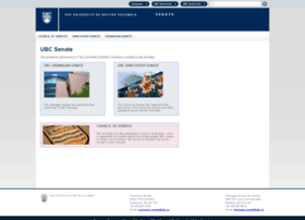 senate.ubc.ca