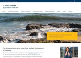 senate.ucsb.edu