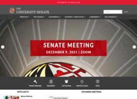 senate.umd.edu