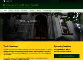 senate.uoregon.edu
