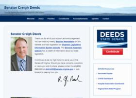 senatordeeds.com