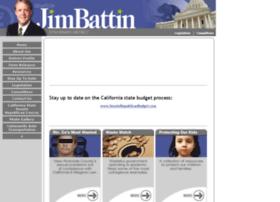 senatorjimbattin.com
