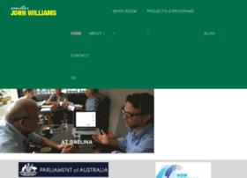 senatorjohnwilliams.com