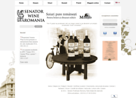 senatorwine.ro