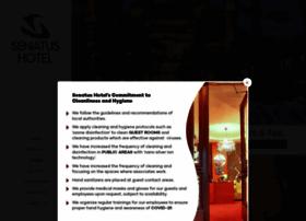 senatushotel.com