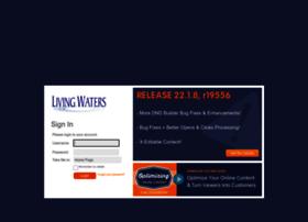 send.livingwaters.com
