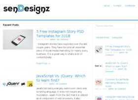 sendesignz.com