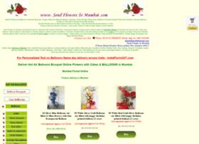 sendflowerstomumbai.com