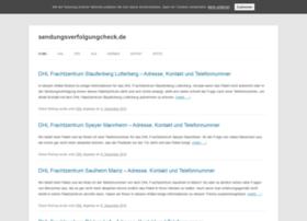sendungsverfolgungcheck.de