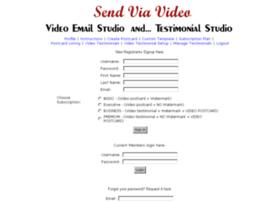 sendviavideo.com