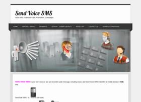 Sendvoicesms.com
