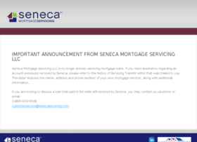 senecaservicing.com