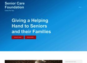 Seniorcarefoundation.org