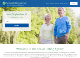 senior dating agency co uk To create agency senior dating group review we checked agencyseniordatinggroupcouk reputation at lots of sites, including siteadvisor and mywot.