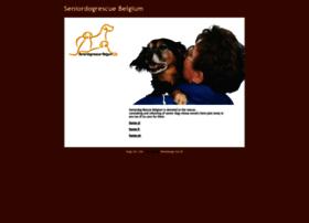 seniordogrescue-belgium.org