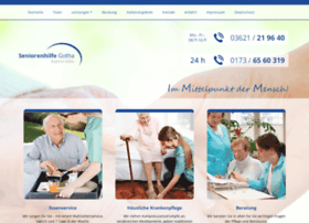 seniorenhilfe-gotha.de