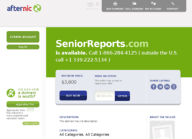 seniorreports.com