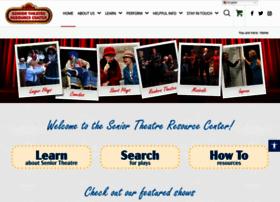 seniortheatre.com