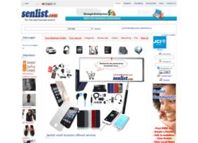 senlist.com