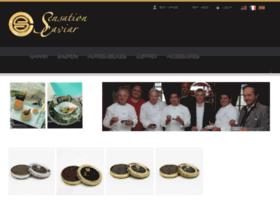 sensationcaviar.com