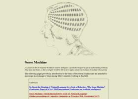 sense-machine.com