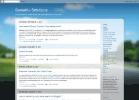 sensefulsolutions.com