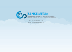 sensemedia.cz