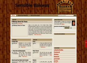 sensible-bakwas.com