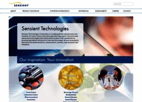 sensient.com