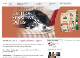 sensitivedogfood.co.uk
