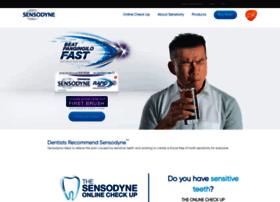 sensodyne.com.ph