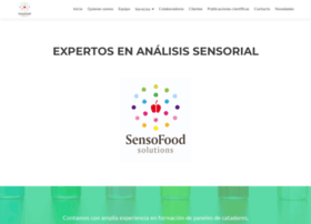 sensofoodsolutions.com