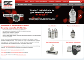 sensorelectronic.com