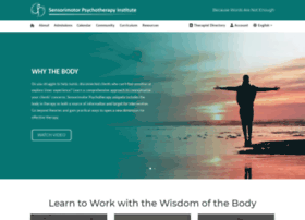 sensorimotorpsychotherapy.org