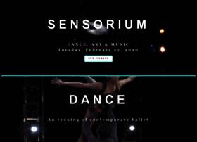 sensoriumdance.com
