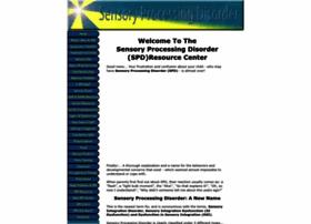 sensory-processing-disorder.com